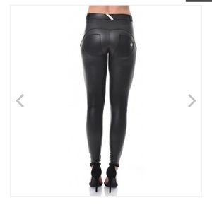 Freddy Eco Leather Skinny Pants